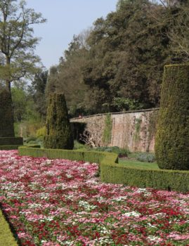 Hot Day at Cliveden