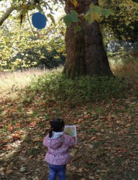 Halloween at Osterley Park