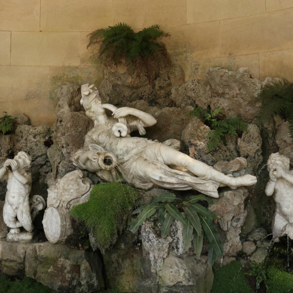 Easter at Waddesdon Manor